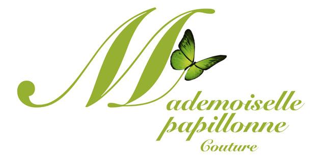 logo mademoiselle papillonne